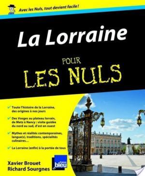 Affiche La Lorraine Pour les Nuls