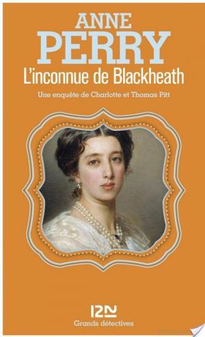 Affiche L'inconnue de Blackheath