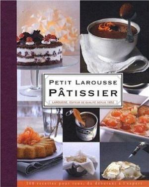 Affiche Petit Larousse Pâtissier