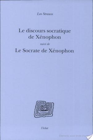 Affiche Le discours socratique de Xénophon