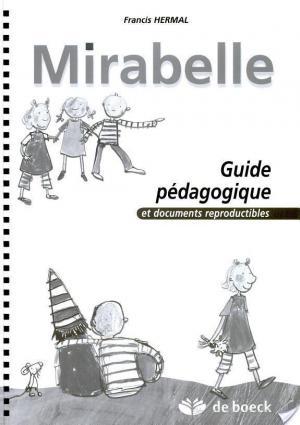Affiche Mirabelle – J'apprends à lire et à écrire