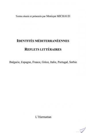 Affiche Identités méditerranéennes, reflets littéraires