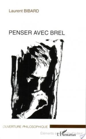 Affiche Penser avec Brel