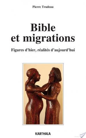 Affiche Bible et migrations