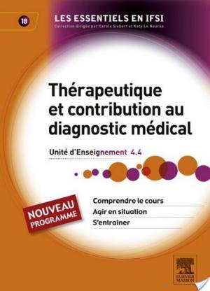 Affiche Thérapeutique et contribution au diagnostic médical