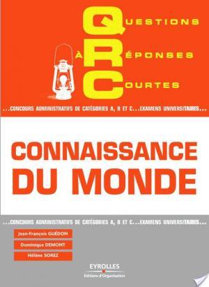 Affiche QRC - Connaissance du monde
