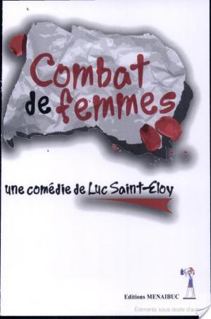 Affiche Combat de femmes