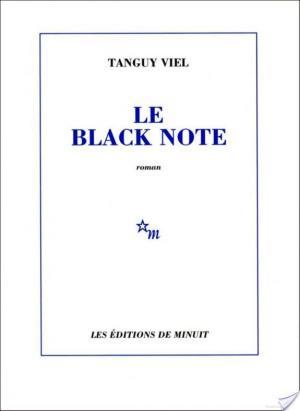 Affiche Le Black Note
