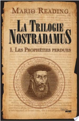 Affiche Les prophéties perdues de Nostradamus