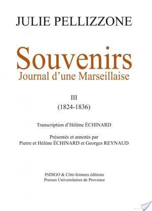 Affiche Souvenirs (Tome 3) 1824-1836