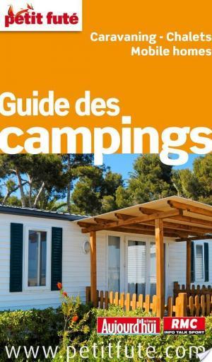 Affiche Guide des campings 2014-2015 Petit Futé (avec photos et avis des lecteurs)