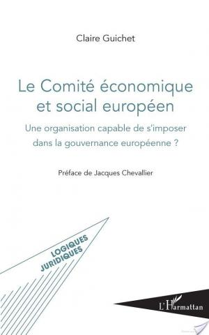 Affiche Le Comité économique et social européen