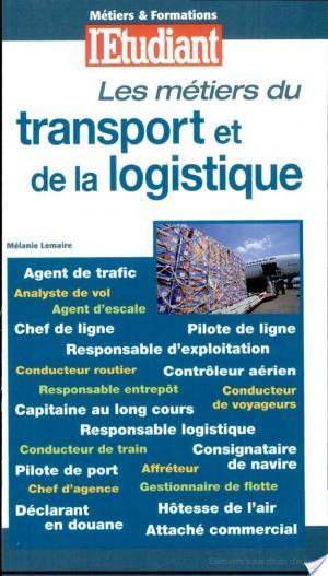 Affiche Les métiers du transport et de la logistique