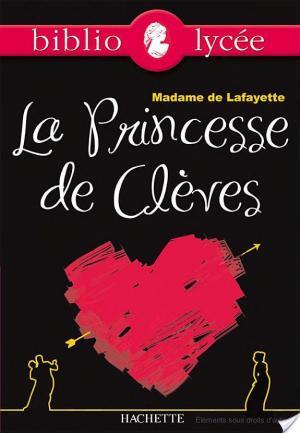 Affiche Bibliolycée - La Princesse de Clèves