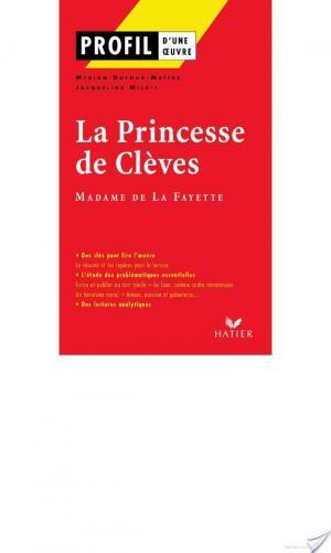 Affiche Profil - La Fayette (Madame de) : La Princesse de Clèves