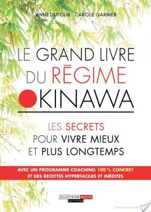 Affiche Le grand livre du régime Okinawa