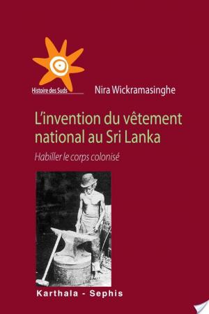Boite de  L'invention du vêtement national au Sri Lanka