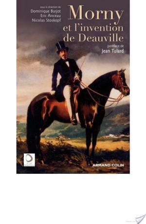 Affiche Morny et l'invention de Deauville