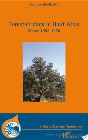 Affiche Forestier dans le Haut-Atlas