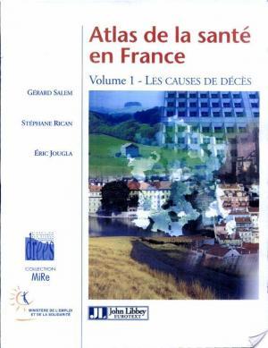 Affiche Atlas de la santé en France