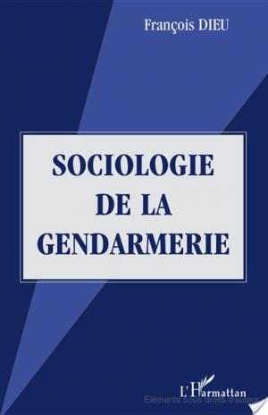 Affiche Sociologie de la gendarmerie