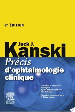 Affiche Précis d'ophtalmologie clinique