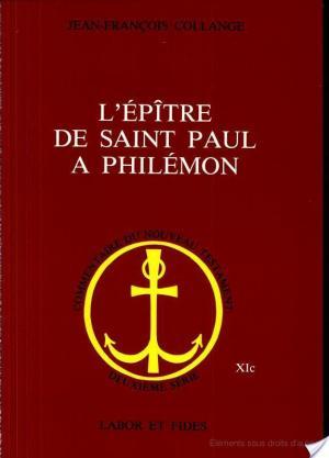 Affiche L'épître de Saint Paul à Philémon