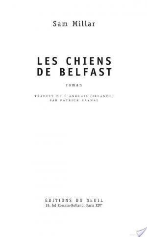 Affiche Les Chiens de Belfast
