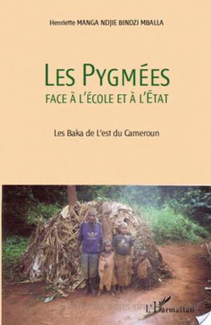 Affiche Les Pygmées face à l'Ecole et à l'Etat