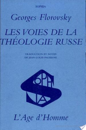 Affiche Les voies de la théologie russe