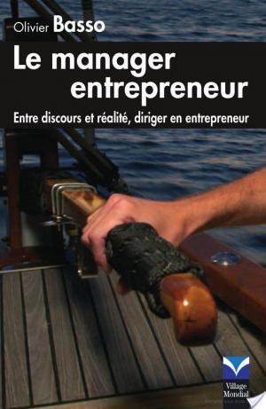 Affiche Le manager entrepreneur