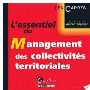 Affiche L'essentiel du management des collectivités territoriales