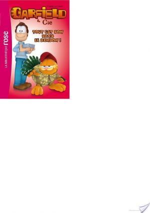 Affiche Garfield 06 - Tout est bon dans le dindon !