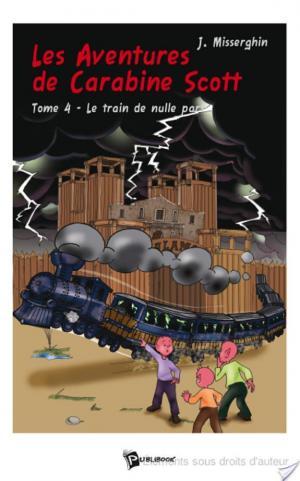 Affiche Les Aventures de Carabine Scott - Tome 4