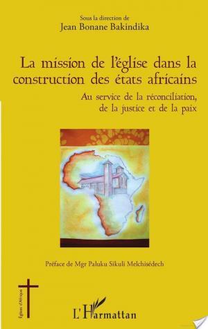 Affiche La mission de l'église dans la construction des états africains