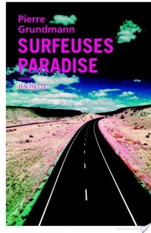 Affiche Surfeuses Paradise