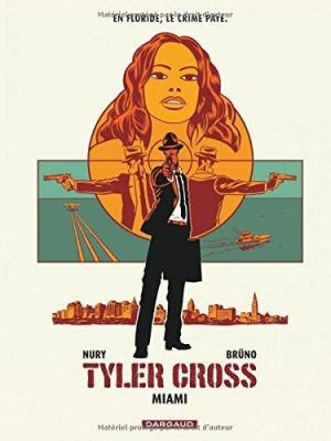 Affiche Tyler Cross - tome 3 - Miami