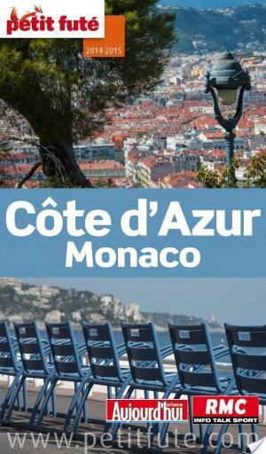Affiche Côte d'Azur 2014-2015 Petit Futé