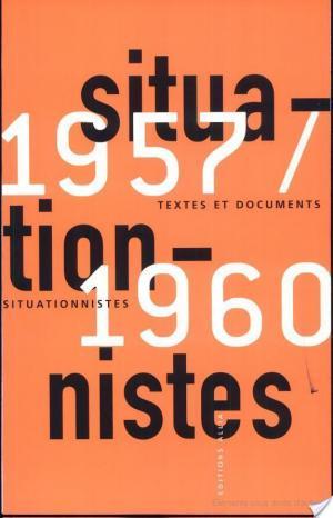 Affiche Textes et documents situationnistes