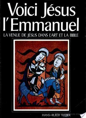 Affiche Voici Jésus l'Emmanuel
