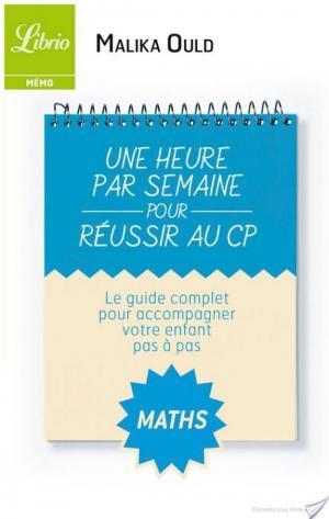 Affiche Une heure par semaine pour réussir au CP : Mathématiques