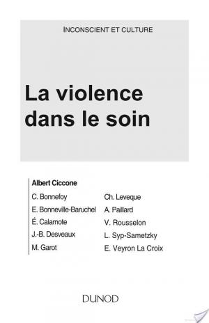 Affiche La violence dans le soin