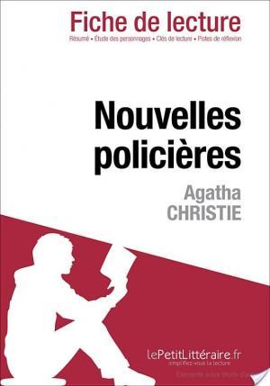 Affiche Nouvelles policières d'Agatha Christie (Fiche de lecture)