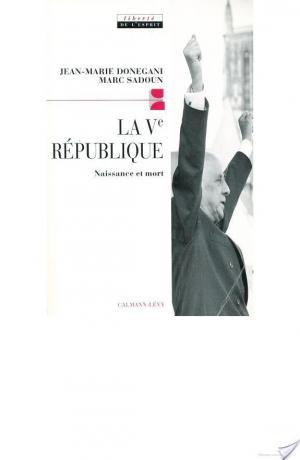 Affiche La Cinquième République
