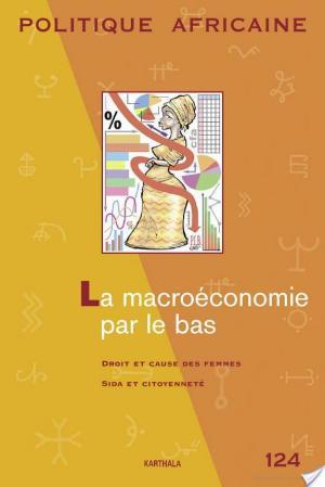 Affiche La macroéconomie par le bas