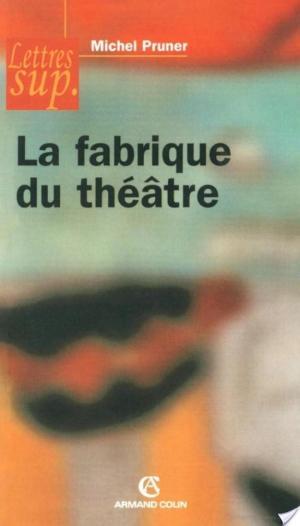Affiche La fabrique du théâtre