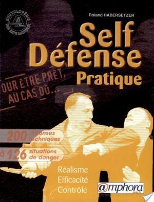 Affiche Self-défense pratique