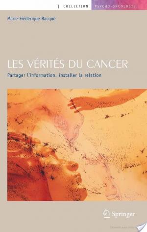 Affiche Les vérités du cancer