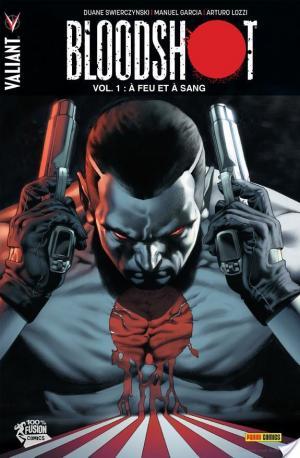 Affiche Bloodshot Tome 01