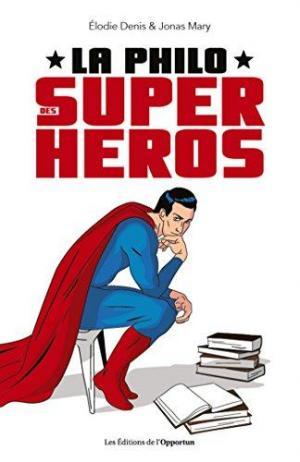 Affiche Philo des Super-Heros